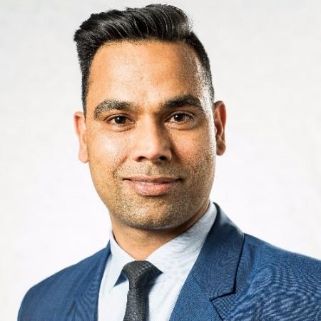 Bikram Sharma