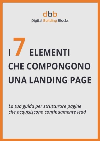 Copertina Guida Landing Page